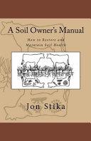 A Soil Owner s Manual PDF