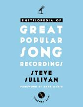 Encyclopedia of Great Popular Song Recordings: Volume 3