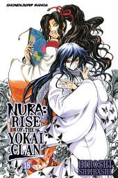 Nura: Rise of the Yokai Clan, Vol. 18: The Golden Age of Edo