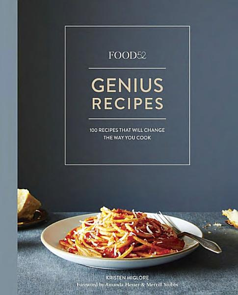 Download Food52 Genius Recipes Book