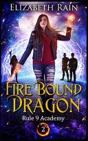 Fire Bound Dragon Book
