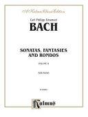 Sonatas, Fantasias & Rondos