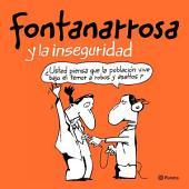 Fontanarrosa y la inseguridad (humor ilustrado)