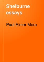Shelburne Essays