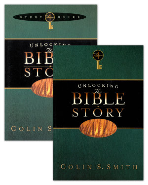 Unlocking the Bible Story New Testament Vol 4 with Study Guide