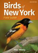 Birds of New York Field Guide