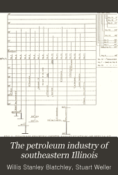 The petroleum industry of southeastern Illinois