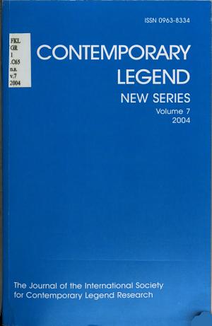 Contemporary Legend PDF
