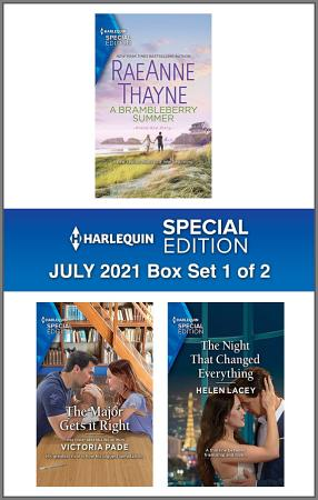 Harlequin Special Edition July 2021   Box Set 1 of 2 PDF