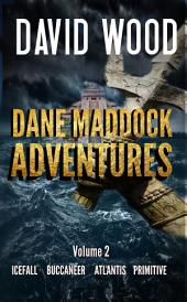 The Dane Maddock Adventures Boxed Set Volume 2