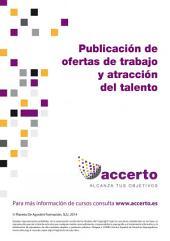 Publicación de ofertas de trabajo y atracción del talento
