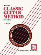 Classic Guitar Method Volume 2 PDF