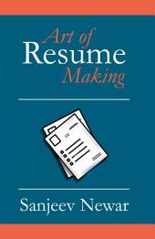 Art of resume making