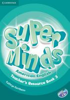Super Minds American English Level 3 Teacher s Resource Book with Audio CD PDF