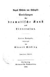 August Wilhelm von Schlegel's sammtliche Werke: Band 6