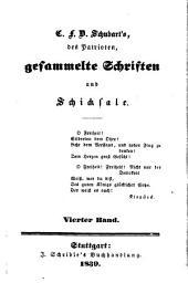 Gesammelte Schriften und Schicksale: Band 4