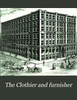 The Clothier and Furnisher PDF