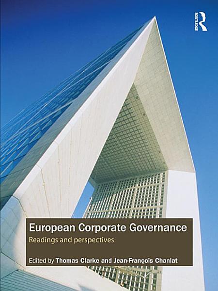 European Corporate Governance PDF