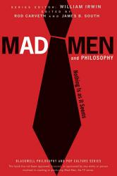 Mad Men And Philosophy Book PDF