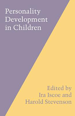 Personality Development in Children