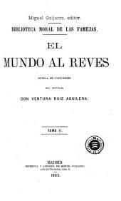 El Mundo al reves: novela de costumbres