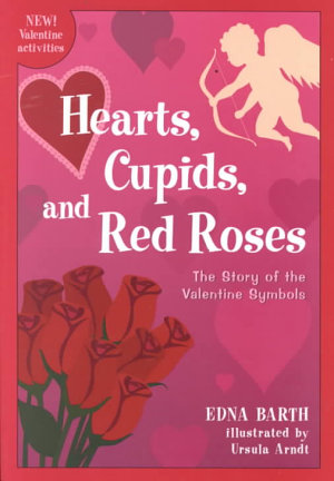 Hearts  Cupids  and Red Roses