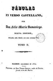 Fábulas en verso castellano, 2: Volumen 3