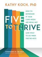 Five to Thrive PDF