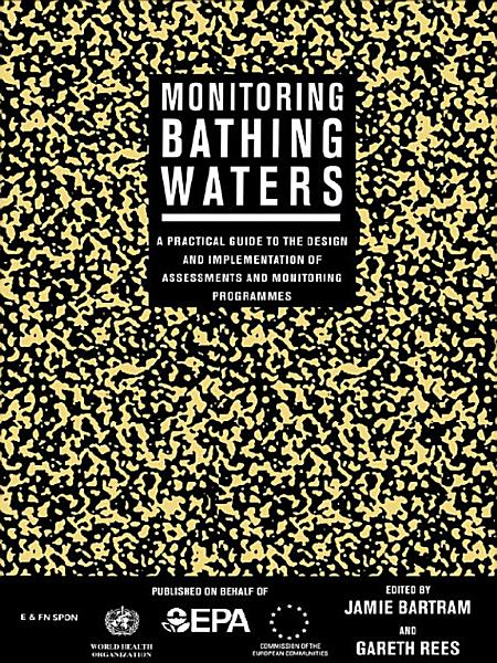 Download Monitoring Bathing Waters Book
