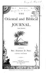 The Oriental and Biblical Journal