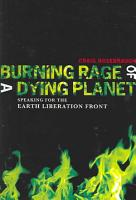 Burning Rage of a Dying Planet PDF