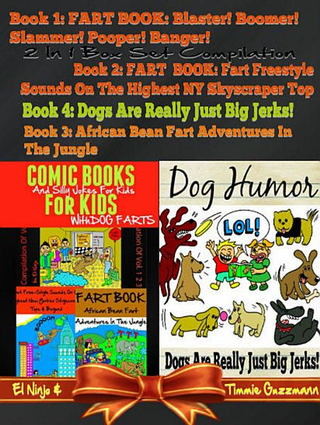 Dog Farts  More Silly Jokes for Kids PDF