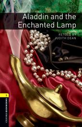 Aladdin and the Enchanted Lamp Level 1 Oxford Bookworms Library: Edition 3