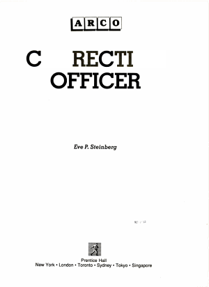 Correction Officer PDF