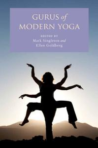 Gurus of Modern Yoga Book