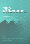 Yield Management Book PDF