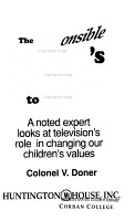 The Responsible Parent s Guide to TV PDF
