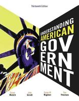 Understanding American Government PDF