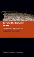 Beyond the Banality of Evil PDF