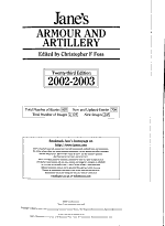 Jane's Armour and Artillery