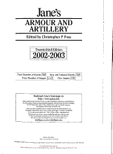 Jane s Armour and Artillery PDF