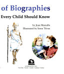 Download My First Book of Biographies Book