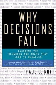 Why Decisions Fail PDF
