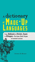 The Dictionary of Made Up Languages PDF