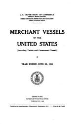 Merchant Vessels of the United States    PDF