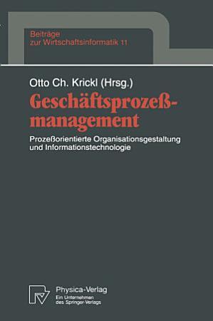 Gesch  ftsproze  management PDF