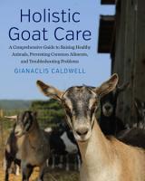 Holistic Goat Care PDF