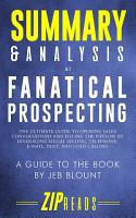 Summary   Analysis of Fanatical Prospecting PDF