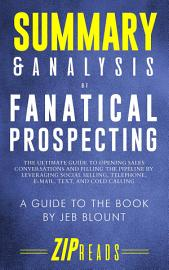 Summary Analysis Of Fanatical Prospecting