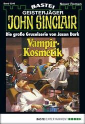John Sinclair - Folge 0240: Vampir-Kosmetik
